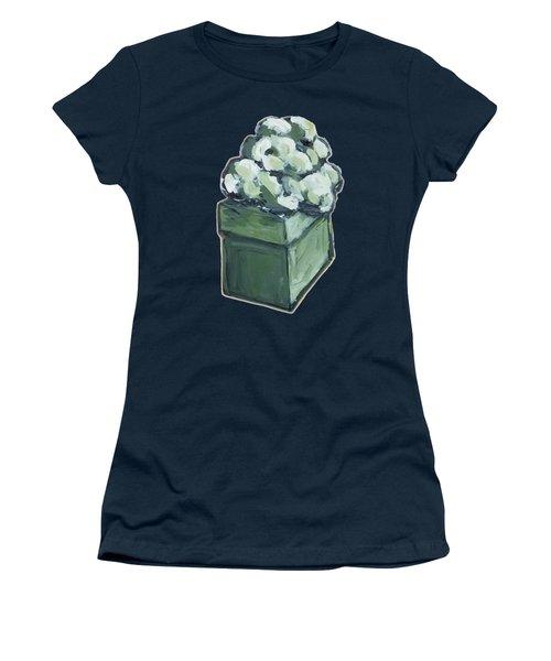 Green Present Women's T-Shirt