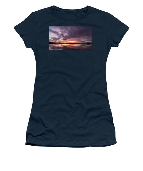 Halifax River Sunset Women's T-Shirt