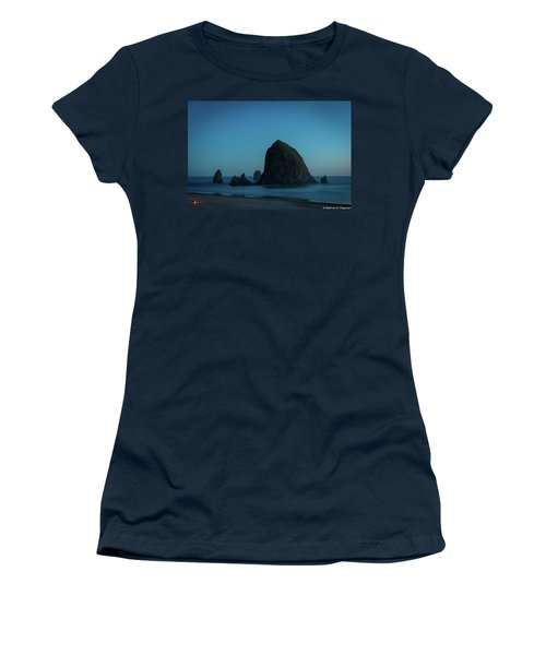 Haystack And Needles Women's T-Shirt