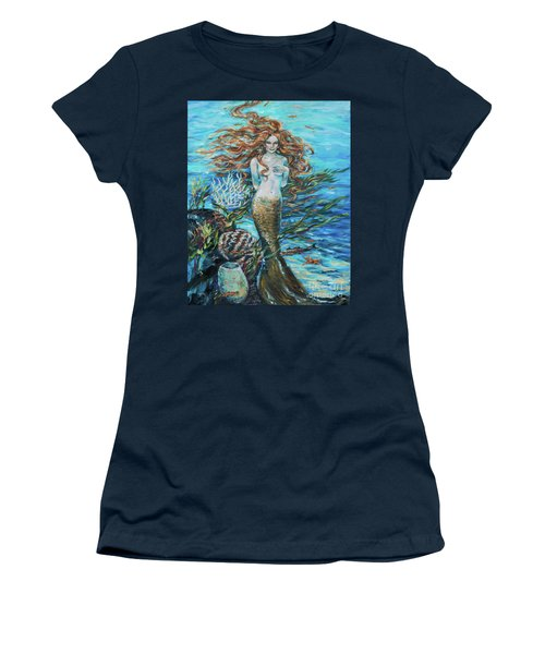Highland Mermaid Women's T-Shirt