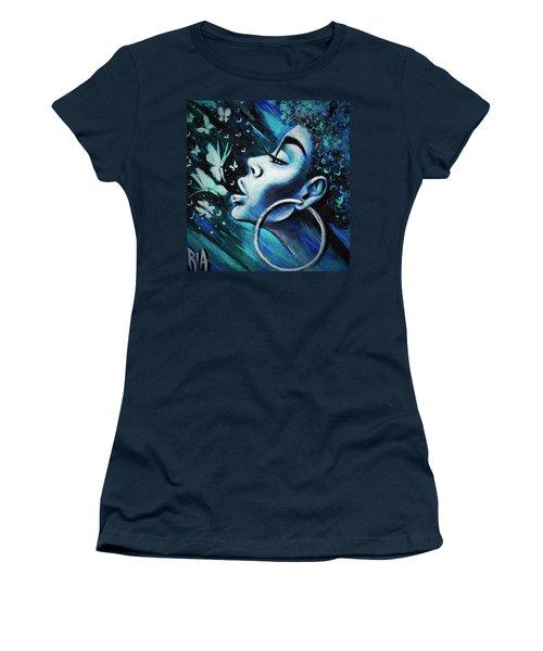 Just Breathe Women's T-Shirt