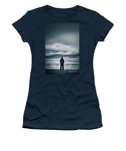 Lonely Seas Women's T-Shirt