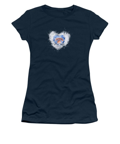 lOVE nEW yORK kICKS Women's T-Shirt