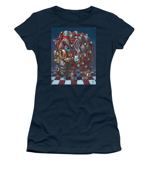 Magical Many-eyed Elephant Women's T-Shirt