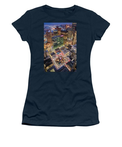 Market Square From Above  Women's T-Shirt
