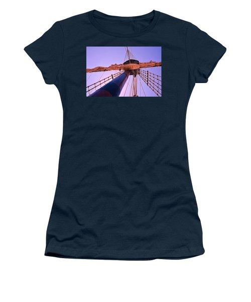 Mast And Sails Women's T-Shirt