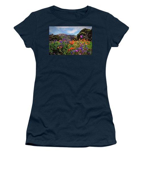 Nature's Bouquet  Women's T-Shirt