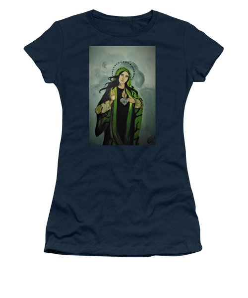 Our Lady Of Veteran Suicide Women's T-Shirt