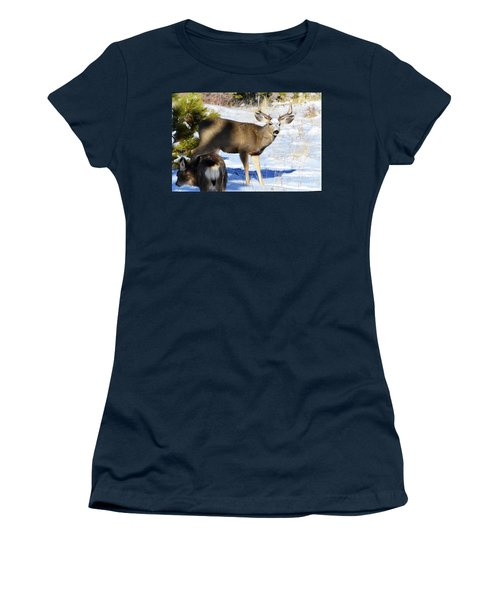 Out Of The Shadows Women's T-Shirt