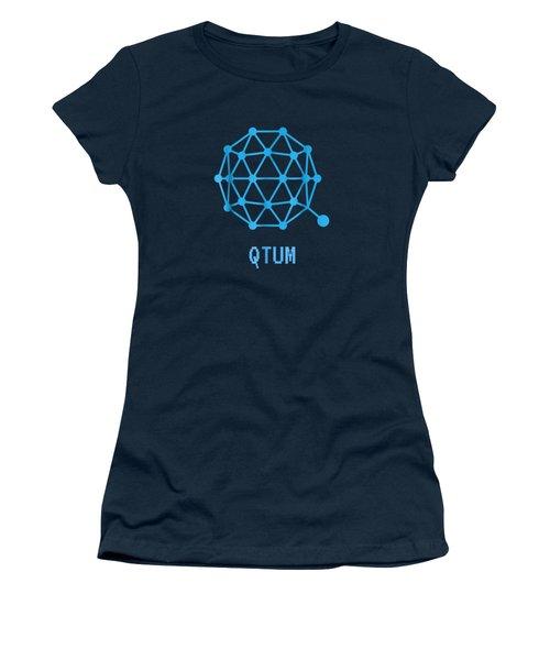 Qtum Cryptocurrency Crypto Tee Shirt Women's T-Shirt