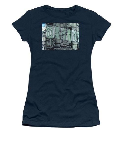 Reflection On Modern Architecture Women's T-Shirt