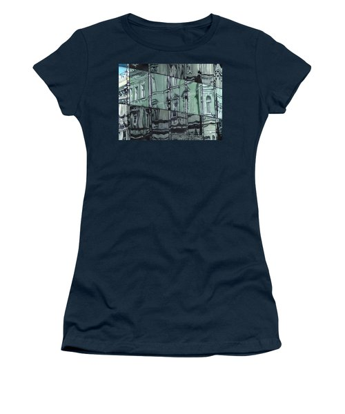 Reflection On Modern Architecture Women's T-Shirt