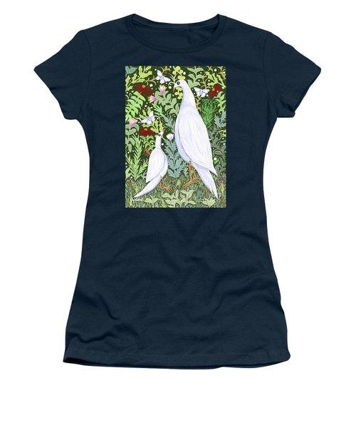 Sapientes Pacis Birds Women's T-Shirt