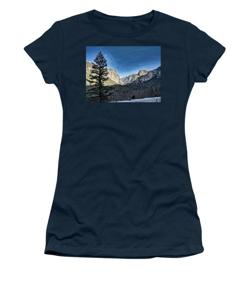 Shadows In The Valley Women's T-Shirt