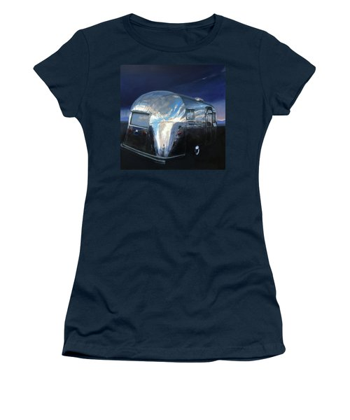Shelter From The Approaching Storm Women's T-Shirt