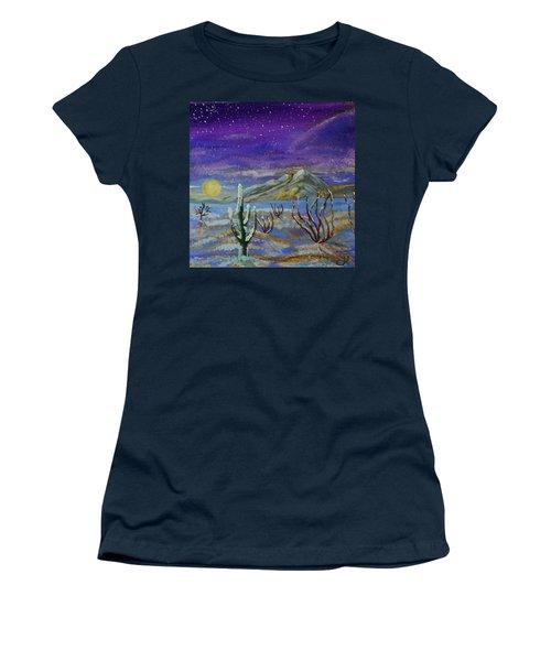Southern Arizona Winter Magic  Women's T-Shirt