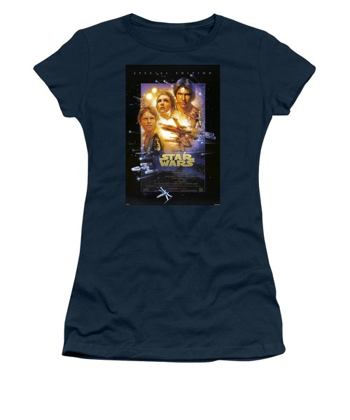 Star Wars. Episodio Iv Women's T-Shirt