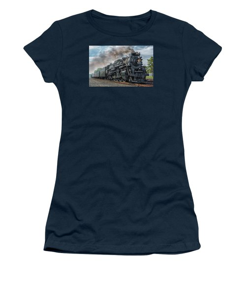 Steam Train  Women's T-Shirt
