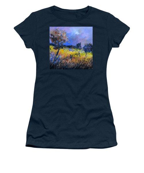 Stormy Summer Women's T-Shirt