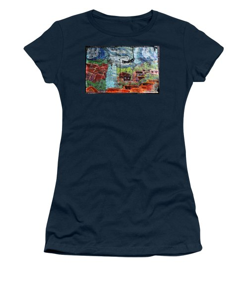 The Hues Brightened Life Seems Good Women's T-Shirt