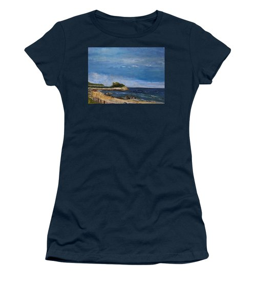 The Knob, Falmouth Women's T-Shirt