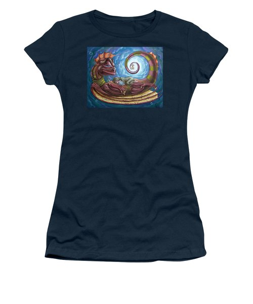 The Third Dream Of A Celestial Dragon Women's T-Shirt