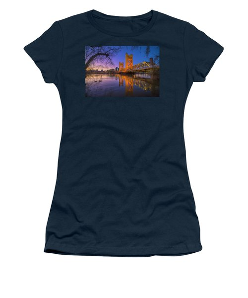 Tower Bridge At Sunrise - 4 Women's T-Shirt