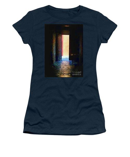 Uitgang Women's T-Shirt