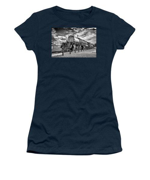 Union Pacific 4-8-8-4 Big Boy Women's T-Shirt
