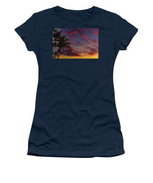 Warm Sky Women's T-Shirt