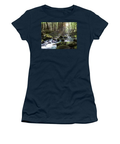 Woodland Falls Women's T-Shirt