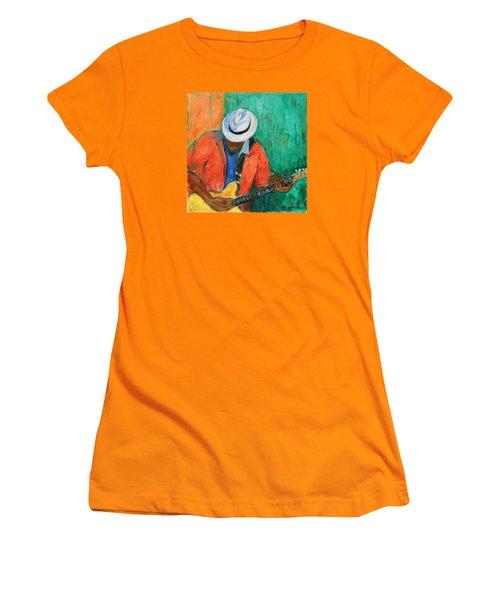 Main Stage II Women's T-Shirt (Junior Cut) by Xueling Zou