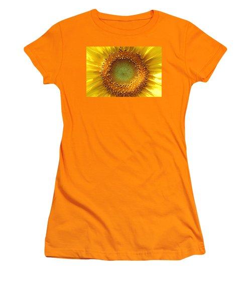 Sunflower Women's T-Shirt (Athletic Fit)