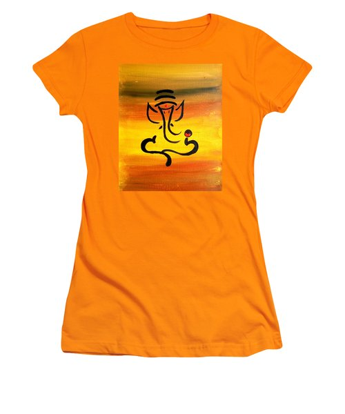 11 Nandana- Son Of Lord Shiva Women's T-Shirt (Athletic Fit)