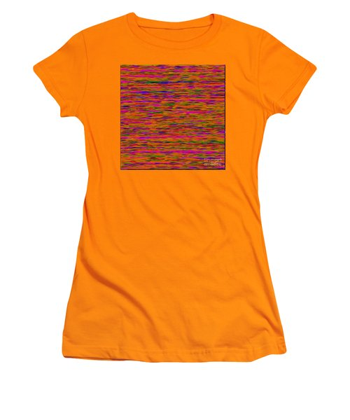 1614 Abstract Thought Women's T-Shirt (Athletic Fit)