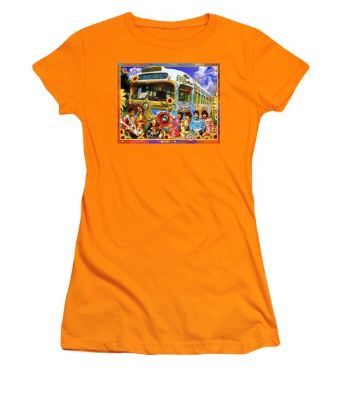 19 Sixty 7 Women's T-Shirt (Athletic Fit)