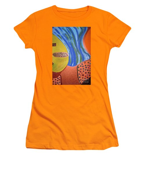 Underground Women's T-Shirt (Athletic Fit)