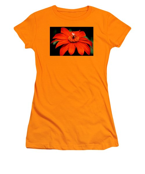 Busy Bee  Women's T-Shirt (Athletic Fit)
