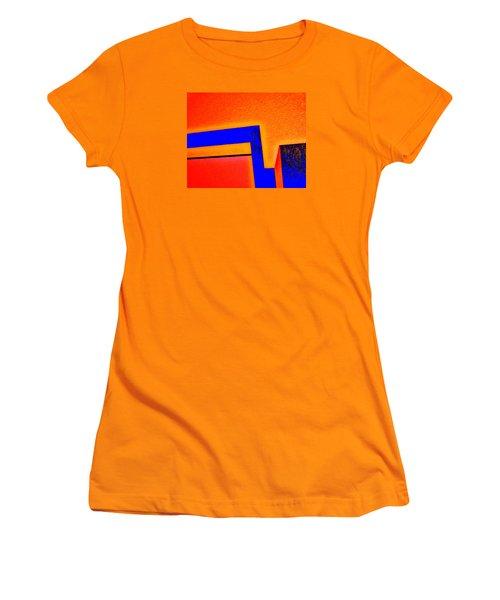 Manhattan Nocturne 66 Women's T-Shirt (Junior Cut) by Bill OConnor