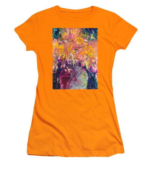 All Aglow Women's T-Shirt (Athletic Fit)