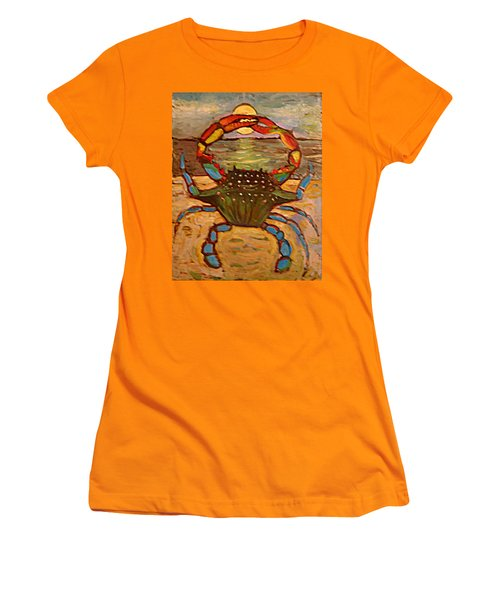 An034 Women's T-Shirt (Athletic Fit)