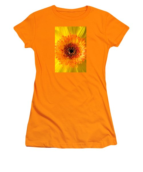 Burst Of Sunshine Women's T-Shirt (Junior Cut) by Shelby  Young