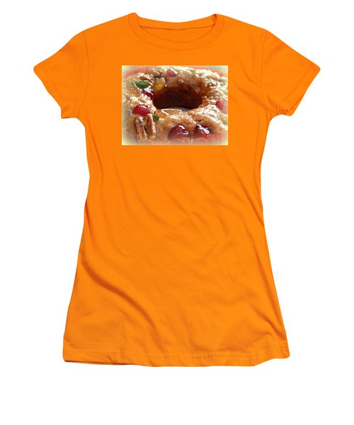Cake?  What Cake? Women's T-Shirt (Athletic Fit)