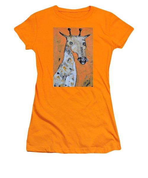 Camelopardus Women's T-Shirt (Athletic Fit)