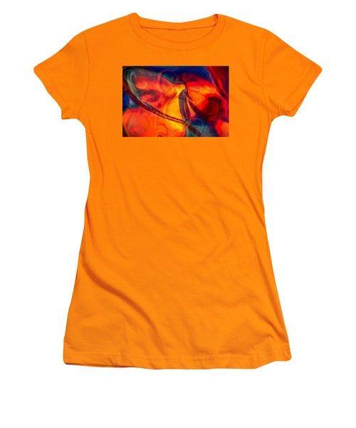 Color Conception Women's T-Shirt (Athletic Fit)