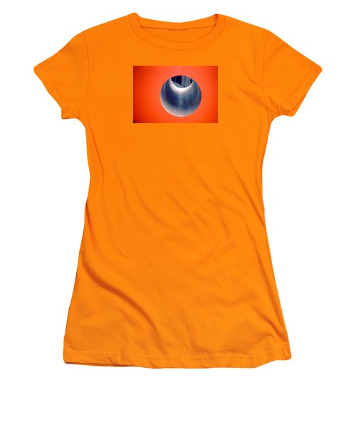 Cube Women's T-Shirt (Junior Cut) by John Schneider