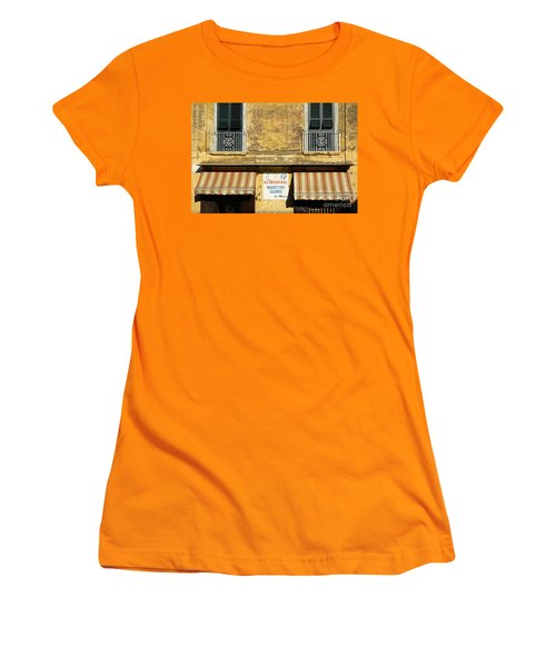 Da Marco Women's T-Shirt (Junior Cut)