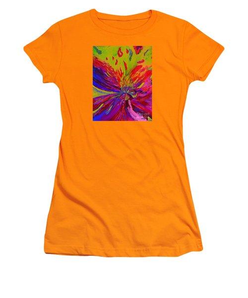 Fantasy Women's T-Shirt (Junior Cut) by Loredana Messina