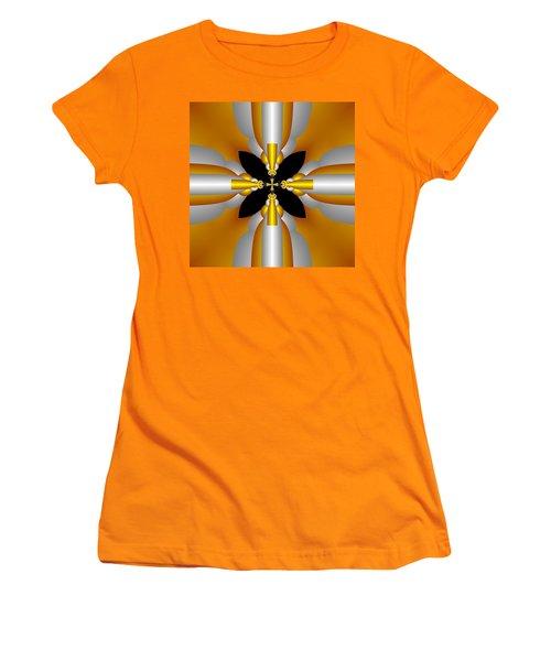 Futuristic Women's T-Shirt (Junior Cut) by Svetlana Nikolova