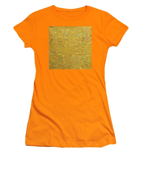 Gems And Sand Women's T-Shirt (Athletic Fit)